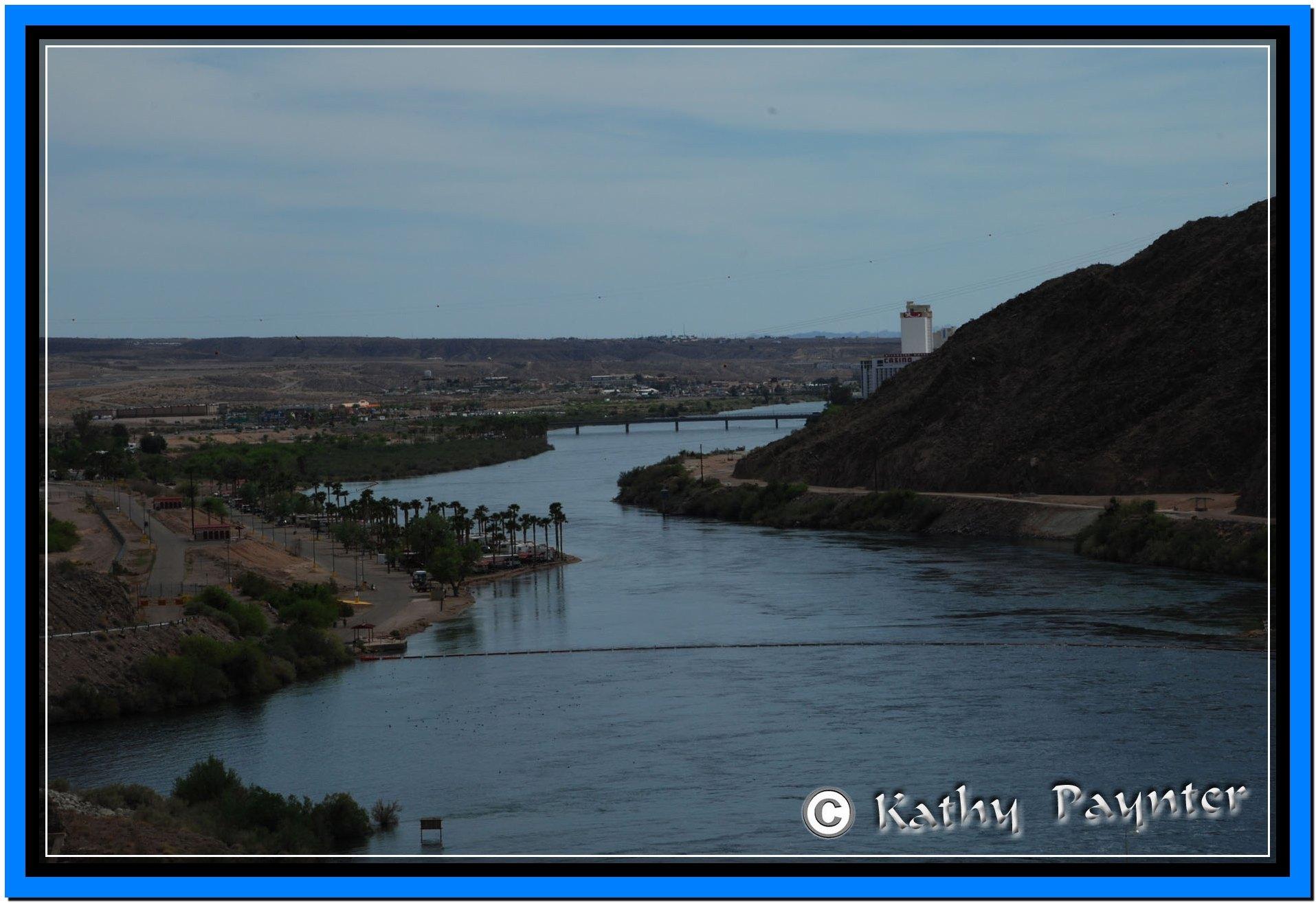 Bullhead City – Arizona – Laughlin – Nevada – 2012 Trip