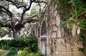 Inside The Alamo!