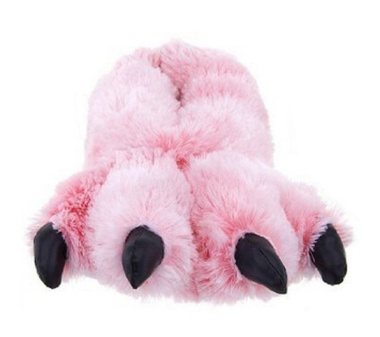 pink fuzzy