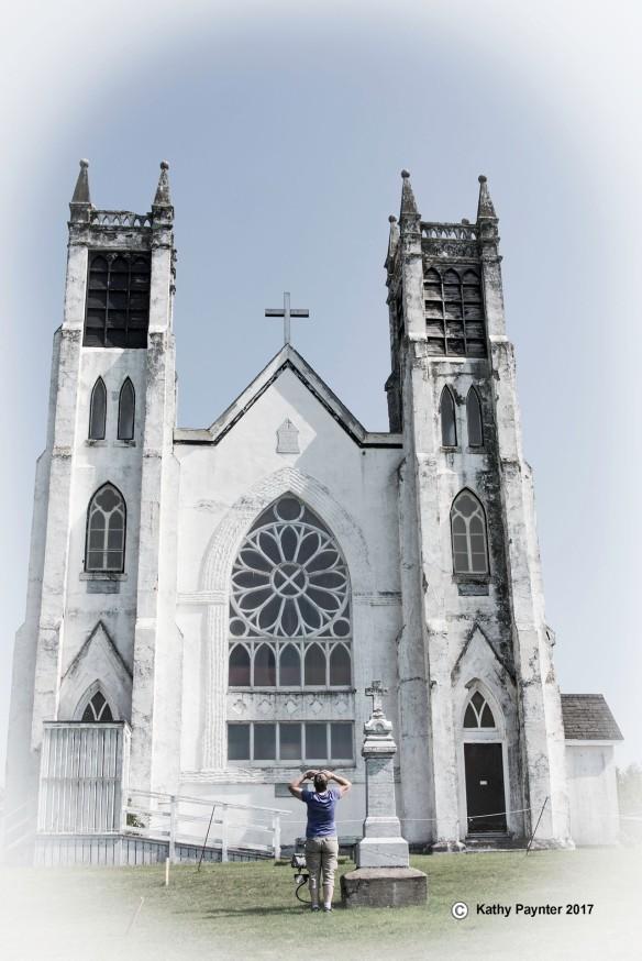 Sydney Church Selfie K75_3072